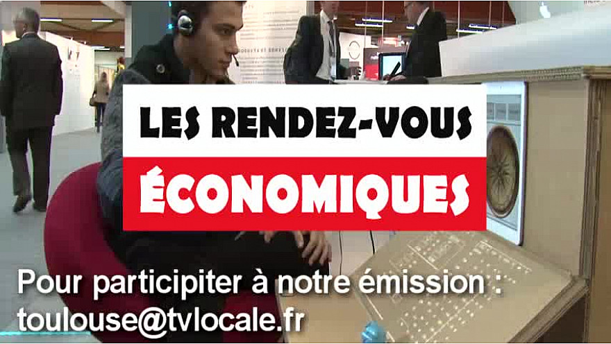 Les Rendez-vous Economiques @TvLocale_fr : Sylvain MARTIN présente la 2ème édition de ' La Startup est dans le pré'